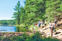 Camping Tour in Algonquin Park