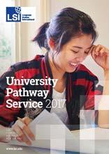 University Preparation Brochure