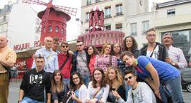 Walking tour of the Latin Quarter (free)
