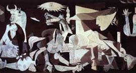 Guernica Painting - Centro de Arte Reina Sofia