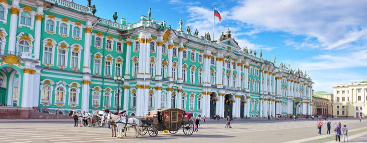 St Petersburg Nevsky Prospect
