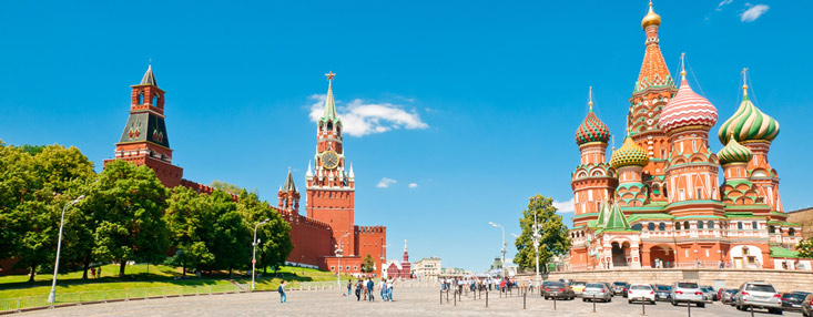 Moscow - Belorusskaya