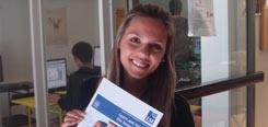 Emanuelle Cunha, Brazil, 25, Student