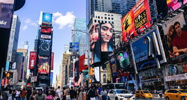 Foreign language courses in New York
