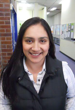 Olga Lucia Moreno Ramos, Colombia