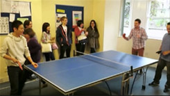 Hampstead Table Tennis Finals
